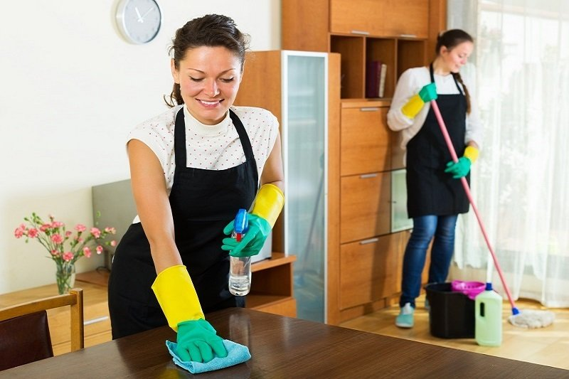 End of tenancy Cleaning Services Glasgow