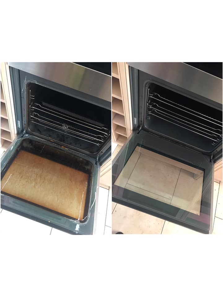 professional oven cleaners glasgow